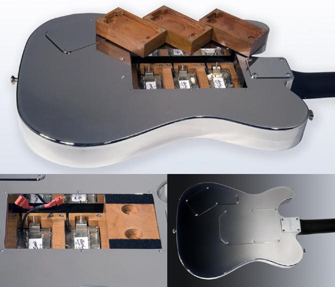 Alumisonic.com * Custom Aluminum Electric Guitars